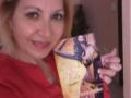 Las chicas del club de Belly Dance, Teresa, Mar Cantero Sanchez. www.marcanterosanchez.com - copia