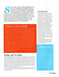 Nº 280 COSMOPOLITAN, pag 2, Mar Cantero Sánchez