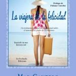 2º edición, La viajera de la felicidad, Mar Cantero Sánchez