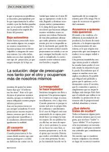 TE DESAHOGAS CON LOS DEMÁS, pag 2, PSICOLOGÍA PRÁCTICA 11-2007, Mar Cantero Sánchez, www.marcanterosanchez.com