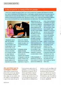 TE DESAHOGAS CON LOS DEMÁS, pag 4, PSICOLOGÍA PRÁCTICA 11-2007, Mar Cantero Sánchez, www.marcanterosanchez.com