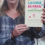 Concurso La vida es fácil Dic. 2014, Nuria Fdez Camps, Mar Cantero Sánchez