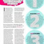 Objetivo bienestar, pag 3, nº 2, Simplifica tu vida, Mar Cantero Sánchez