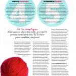 Objetivo bienestar, pag 4, nº 2, Simplifica tu vida, Mar Cantero Sánchez