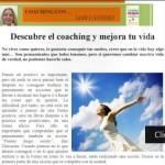 Descubre el coaching y mejora tu vida, Tu revista, 2015, Mar Cantero Sánchez