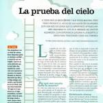 La prueba del cielo, Psicología Práctica Nº 175, pag 1, Mar Cantero Sánchez
