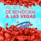 """¡SORTEO! """"Yo tú él y vos…De Benidorm a Las Vegas"""""""