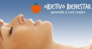 Objetivo Bienestar web, portada, Mar Cantero Sánchez