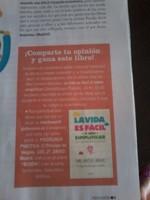 Sorteo La vida es fácil, 2, Psicología Práctica, Mar Cantero Sánchez