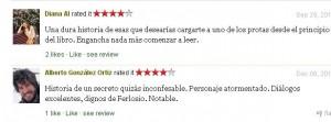 Críticas El matarratas, Mar Cantero Sánchez, www.marcanterosanchez.com