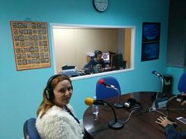Radio Milenium 6, Mar Cantero Sánchez