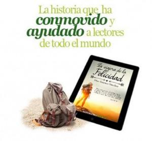 La viajera de la felicidad, Ed Tagus publicidad 1, Mar Cantero Sánchez, www.marcanterosanchez.com