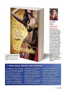 Las chicas del club de Belly Dance, Psicología Práctica Nº 205, pag 2, Mar Cantero Sánchez