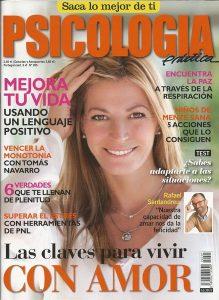 Las chicas del club de Belly Dance, Psicología Práctica Nº 205, portada, Mar Cantero Sánchez