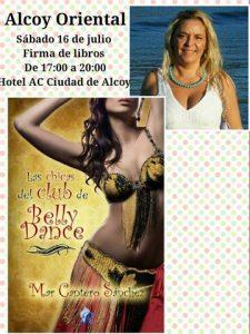 Las chicas del club de Belly dance, Festival Alcoy Oriental, Mar Cantero Sánchez, www.marcanterosanchez.com