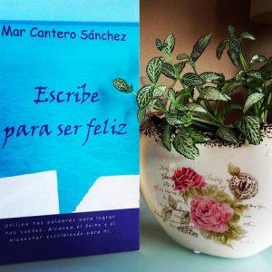 Escribe para ser feliz, bolsillo, Mar Cantero Sánchez, www.marcanterosanchez.com