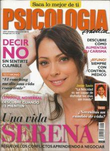 Mar Cantero Sánchez, Psicopareja Nº 203, portada 2, www.marcanterosanchez.com