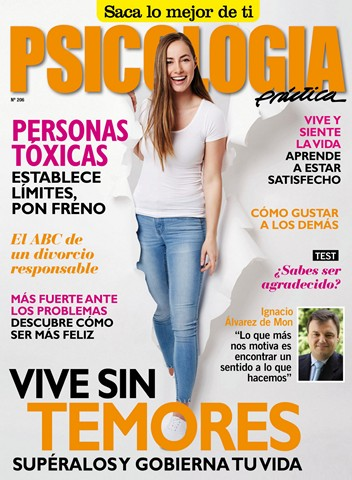 Psicología Práctica 207, portada, Mar Cantero Sánchez, www.marcanterosanchez.com