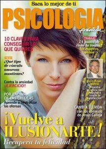 Psicología Práctica Nº 191, portada, Mar Cantero Sánchez, www.marcanterosanchez.com