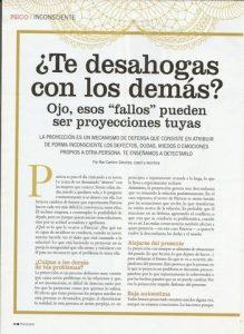 Psicología Práctica Nº 196, pag 1, Mar Cantero Sánchez, www.marcanterosanchez.com