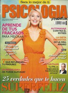 Psicopareja Nº 204, Psicología Práctica, portada, Mar Cantero Sánchez, www.marcanterosanchez.com