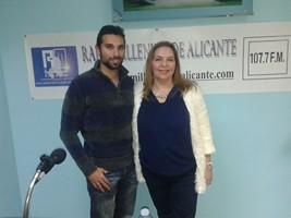 Radio Milenium 2, Mar Cantero Sánchez, www.marcanterosanchez.com [320x200]
