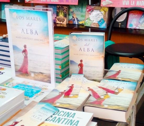 Los mares del alba, Feria del libro de Alicante 2018 (11), Mar Cantero Sánchez, www.marcanterosanchez.com [640x480]