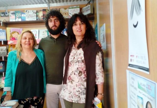 Los mares del alba, Feria del libro de Alicante 2018 (5), Mar Cantero Sánchez, www.marcanterosanchez.com [640x480]