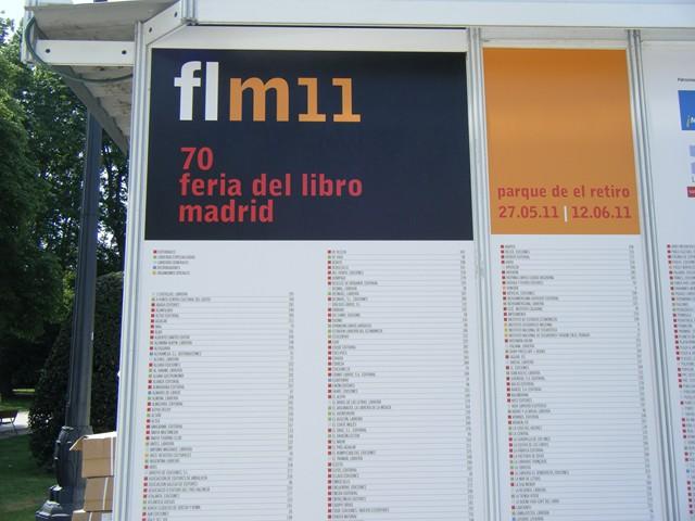 Firmas,Feria del libro de Madrid, Mar Cantero Sánchez