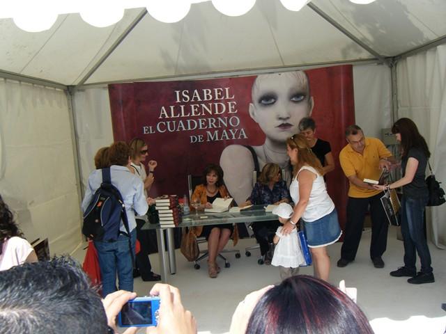 Isabel Allende, Mar Cantero Sánchez, www.marcanterosanchez.com [640x480]