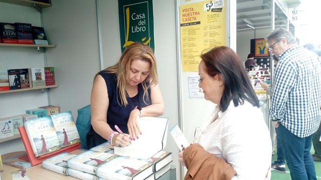 Feria del Libro de Valencia 2018, 4, Los mares del alba, Mar Cantero Sanchez, www.marcanterosanchez.com [640x480]