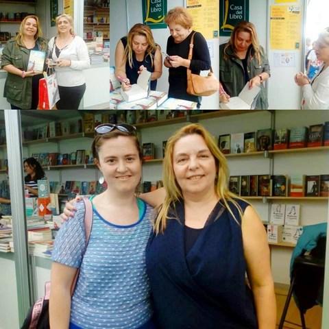 Feria del libro de Valencia, Los mares del alba lectores, Mar Cantero Sánchez, www.marcanterosanchez.com [640x480]