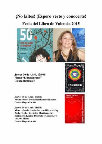 Cartel Feria Libro Valencia 2015, Mar Cantero Sánchez, www.marcanterosanchez.com [640x480]