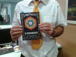 Javi Fiol con El matarratas