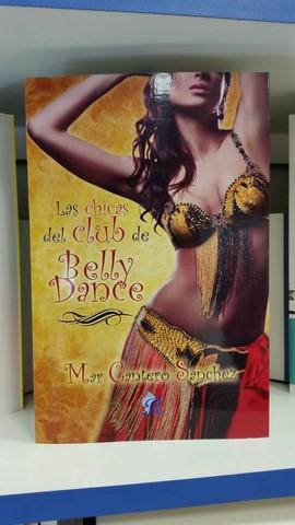 Las chicas del club de Belly Dance, María Jesús, Mar Cantero Sánchez, www.marcanterosanchez.com