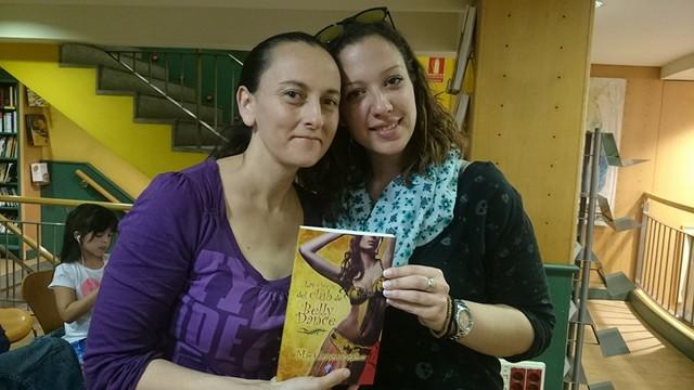 Las chicas del club de Belly Dance, Pili Doria 1, Mar Cantero Sánchez, www.marcanterosanchez.com [640x480]