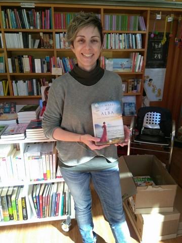Los mares del alba, Maite, Librería Ex Libris Denia, Mar Cantero Sánchez, www.marcanterosanchez.com [640x480]