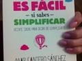 La vida es fácil si sabes simplificar, Zenith-Planeta, Ana, Mar Cantero Sánchez, www.marcanterosanchez.com [320x200]