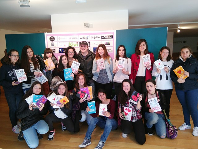 Mar Cantero Sánchez, MJRomántica 102, Las chicas del club de Belly Dance, www.marcanterosanchez.com [640x480]