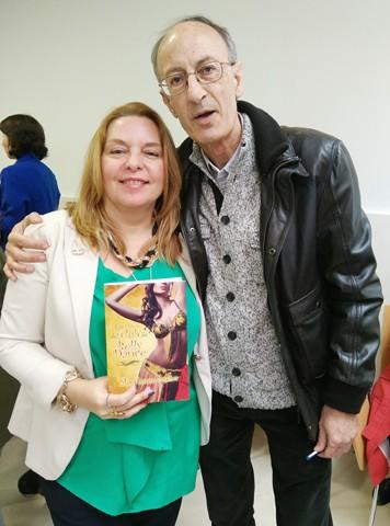 Mar Cantero Sánchez, MJRomántica 137, Las chicas del club de Belly Dance, www.marcanterosanchez.com [640x480]