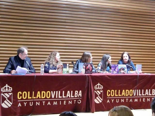 Mar Cantero Sánchez, MJRomántica 25, Las chicas del club de Belly Dance, www.marcanterosanchez.com [640x480]