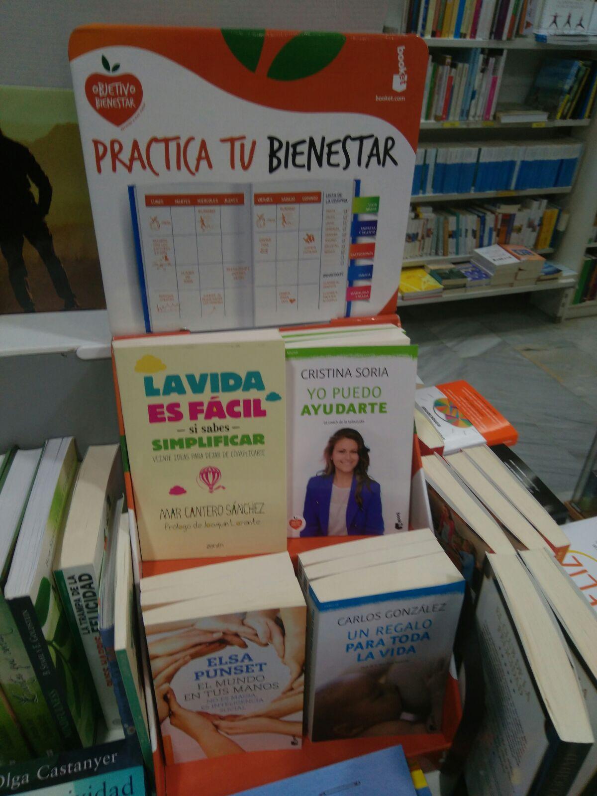 La vida es fácil, Librería Denia, Mar Cantero Sánchez, www.marcanterosanchez.com