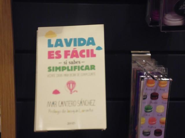La vida es fácil si sabes simplificar, Zenith-Planeta, Casa del Libro Alicante 5, Mar Cantero Sánchez, www.marcanterosanchez.com [640x480]