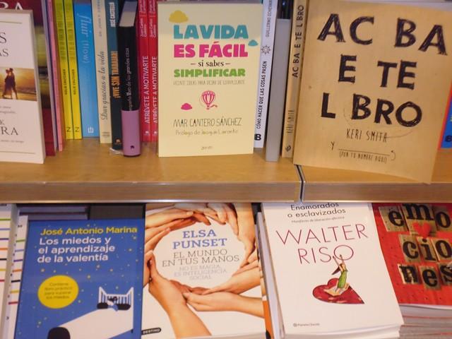 La vida es fácil si sabes simplificar, Zenith-Planeta, Corte Inglés Alicante, Mar Cantero Sánchez, www.marcanterosanchez.com [640x480]