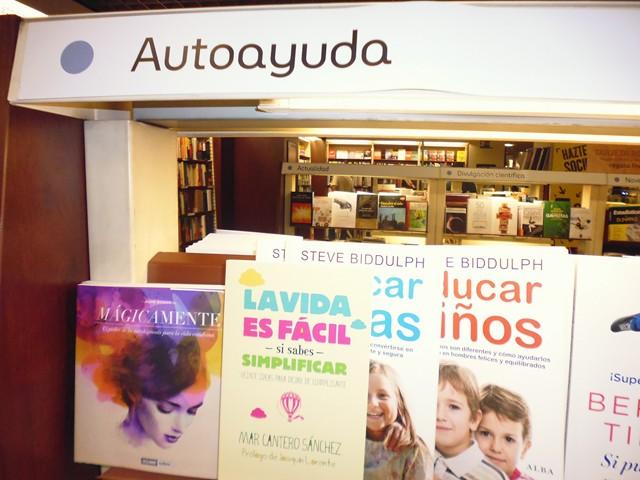 La vida es fácil si sabes simplificar, Zenith-Planeta, Fnac Alicante 5, Mar Cantero Sánchez, www.marcanterosanchez.com [640x480]