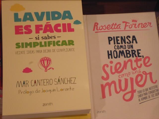 La vida es fácil si sabes simplificar, Zenith-Planeta, Fnac Alicante, Mar Cantero Sánchez, www.marcanterosanchez.com [640x480]