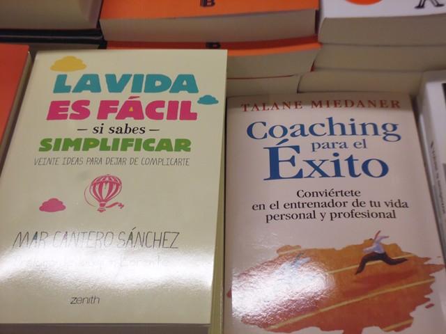 La vida es fácil si sabes simplificar, Zenith-Planeta,Fnac Alicante 2, Mar Cantero Sánchez, www.marcanterosanchez.com [640x480]