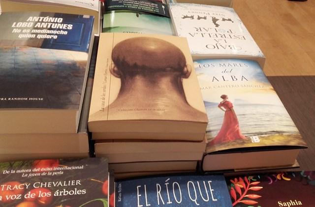Los mares del alba, Corte Inglés Valencia 2, Mar Cantero Sánchez, www.marcanterosanchez.com [640x480]