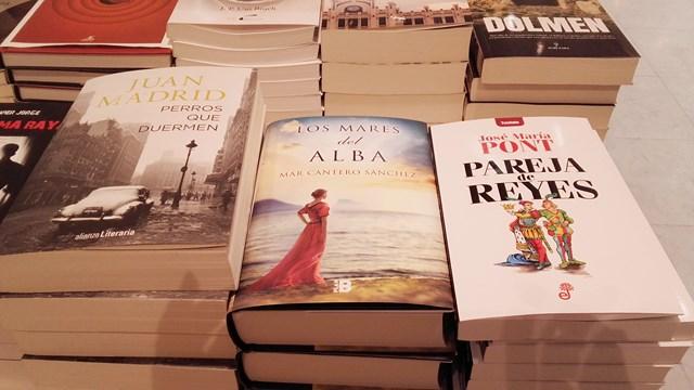 Los mares del alba, Corte Inglés Valencia 4, Mar Cantero Sánchez, www.marcanterosanchez.com [640x480]