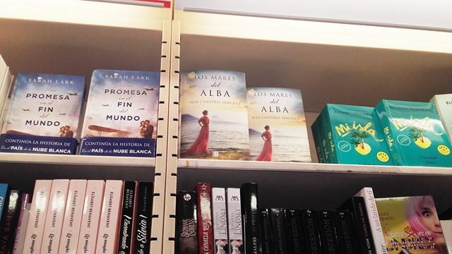 Los mares del alba, La Fnac Valencia 3, Mar Cantero Sánchez, www.marcanterosanchez.com [640x480]